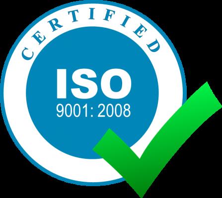 ISO 9001:2008 Belgemiz 2018